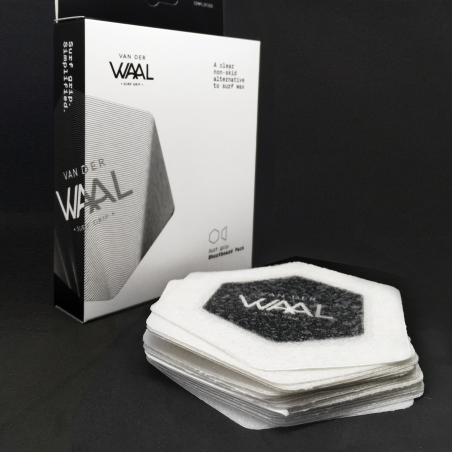 WAAL SURF GRIP 3.0 SHORTBOARD PACK 30 - 6' TO 7'